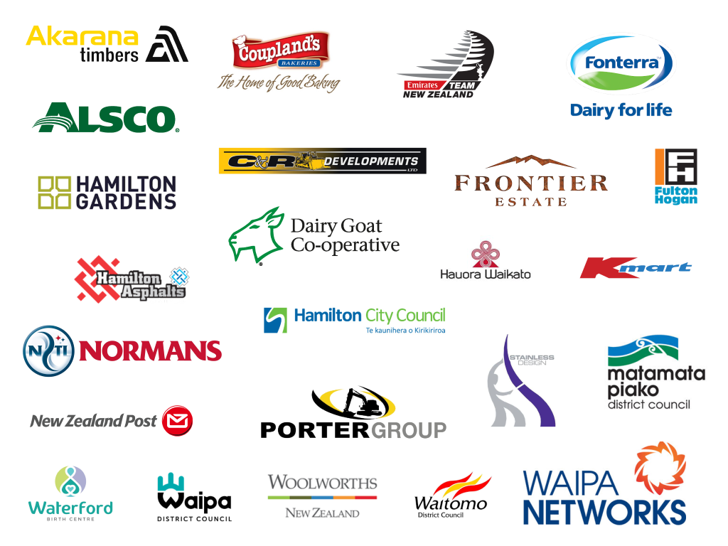 Some of the clients we work with